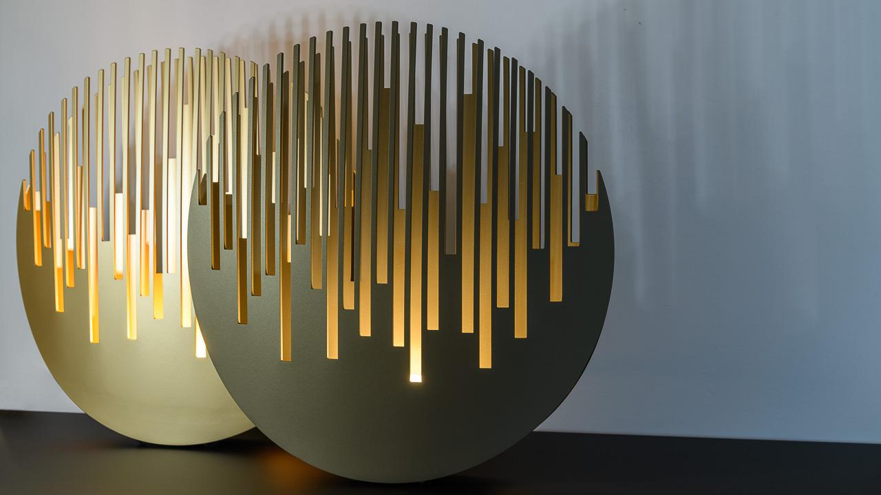 Leuchte Manhattan im Lampen-Studio Lichtland in Essen